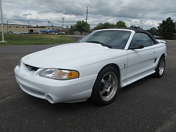 1997 Ford Mustang for sale 100770597