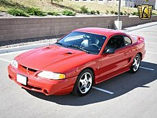 1997 Ford Mustang Cobra Coupe for sale 101029610