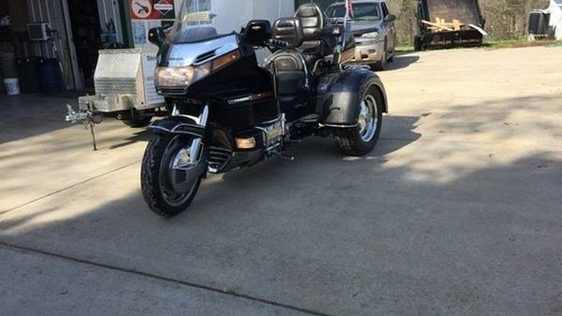 1997 Honda Gold Wing for sale 200592694