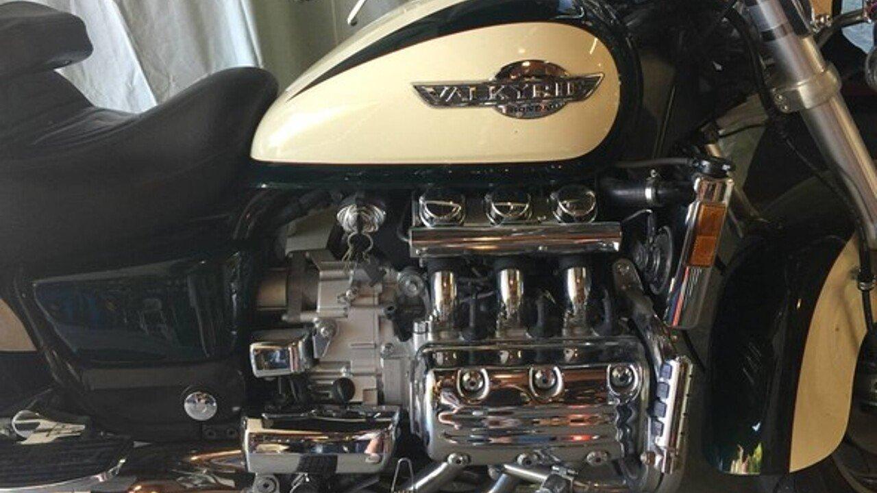 1997 Honda Valkyrie for sale 200465997