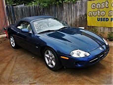 1997 Jaguar XK8 Convertible for sale 100749689
