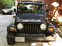1997 Jeep Wrangler 4WD SE for sale 101031705