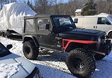 1997 Jeep Wrangler for sale 100844301
