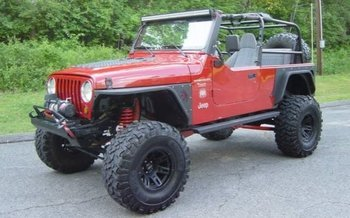 1997 Jeep Wrangler for sale 100877785