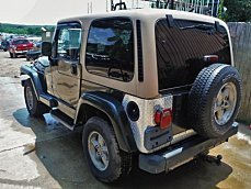 1997 Jeep Wrangler 4WD Sahara for sale 100982786