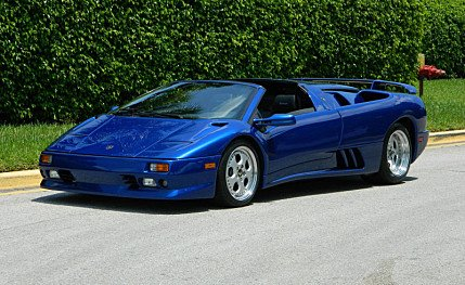 1997 Lamborghini Diablo for sale 100737842