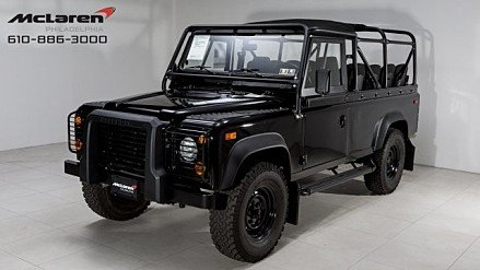 1997 Land Rover Defender 90 for sale 100873222
