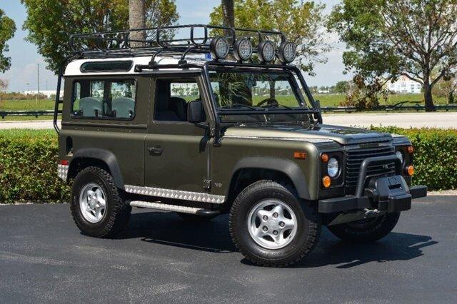 1997 land rover defender 90. 1997 land rover defender 90 for sale 100909519