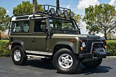 1997 Land Rover Defender 90 for sale 100909519