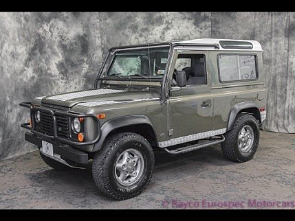 1997 Land Rover Defender 90 for sale 100986839