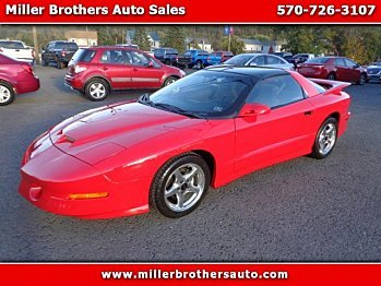 1997 Pontiac Firebird Coupe for sale 100923619