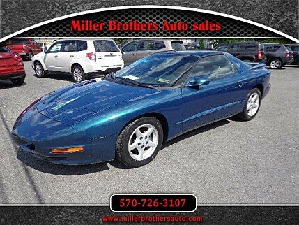 1997 Pontiac Firebird Coupe for sale 100878944