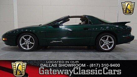 1997 Pontiac Firebird Coupe for sale 100948498