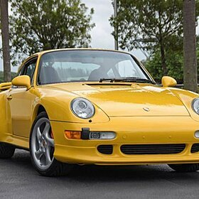 1997 Porsche 911 Coupe for sale 100721021