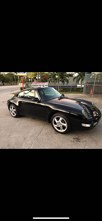 1997 Porsche 911 Targa for sale 101035885