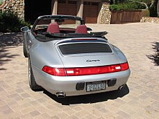 1997 Porsche 911 Cabriolet for sale 100758040