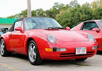 1997 Porsche 911 Cabriolet for sale 100896643