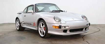1997 Porsche 911 for sale 101038206