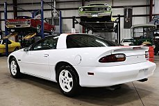1997 chevrolet Camaro Z28 Coupe for sale 101030990