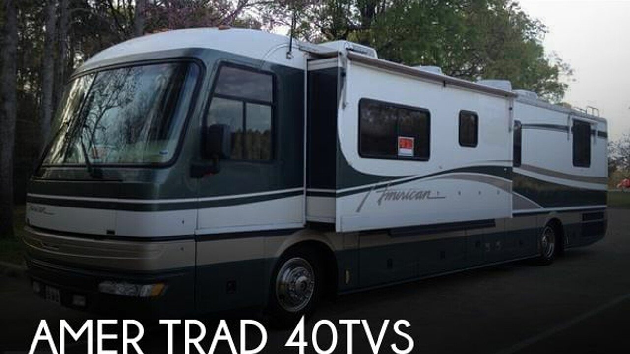 1998 American Coach Tradition for sale 300106493