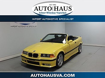 1998 BMW M3 Convertible for sale 101026884
