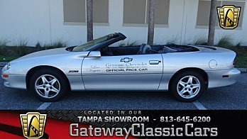 1998 Chevrolet Camaro Z28 Convertible for sale 100963672