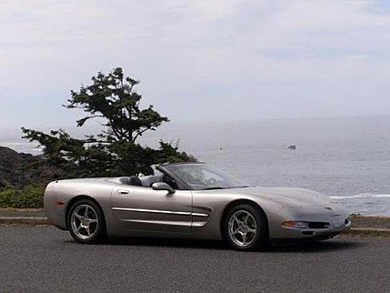 1998 Chevrolet Corvette Convertible for sale 100774336