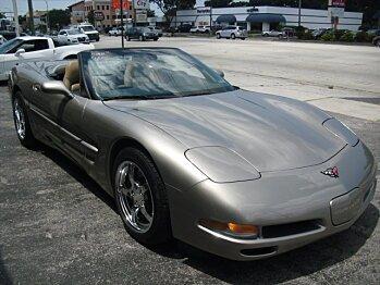 1998 Chevrolet Corvette for sale 100787282