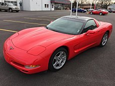 1998 Chevrolet Corvette Coupe for sale 100846459