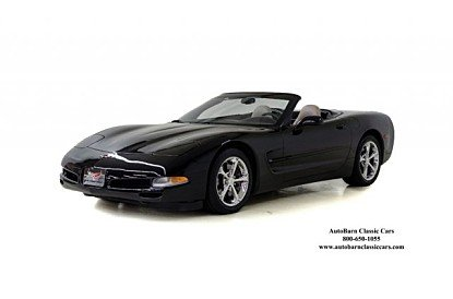 1998 Chevrolet Corvette Convertible for sale 100866705