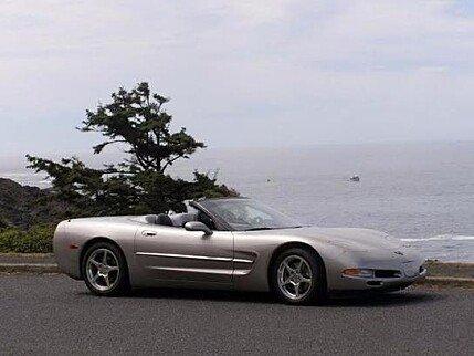 1998 Chevrolet Corvette Convertible for sale 100774336