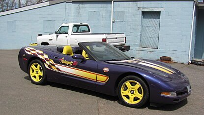 1998 Chevrolet Corvette Convertible for sale 100861378