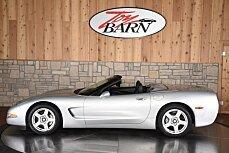 1998 Chevrolet Corvette Convertible for sale 100882059