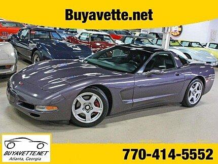 1998 Chevrolet Corvette Coupe for sale 100944305