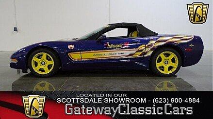 1998 Chevrolet Corvette Convertible for sale 100949238
