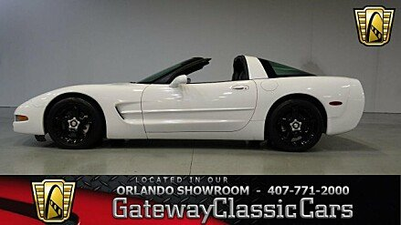 1998 Chevrolet Corvette Coupe for sale 100950690