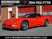 1998 Chevrolet Corvette Coupe for sale 100963032