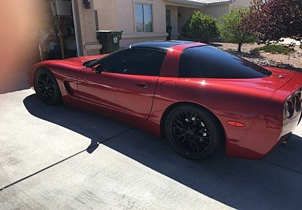1998 Chevrolet Corvette for sale 100977142