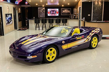 1998 Chevrolet Corvette Convertible for sale 100999759