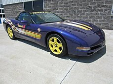 1998 Chevrolet Corvette Convertible for sale 101001564