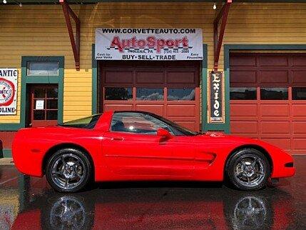 1998 Chevrolet Corvette Coupe for sale 101036724