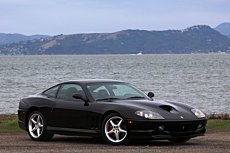 1998 Ferrari 550 Maranello Coupe for sale 100856286