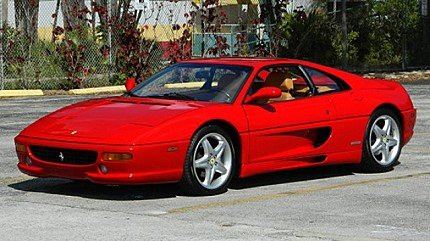 1998 Ferrari F355 Berlinetta for sale 100850027