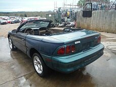 1998 Ford Mustang GT Convertible for sale 100749543