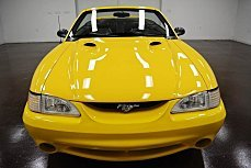 1998 Ford Mustang Cobra Convertible for sale 100848811