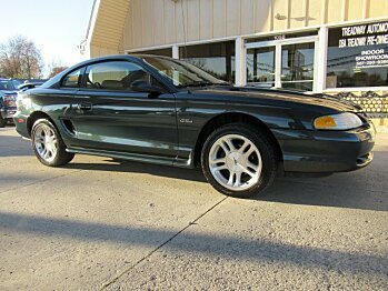 1998 Ford Mustang GT Coupe for sale 100924263