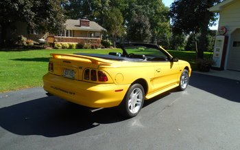 1998 Ford Mustang GT Convertible for sale 101031723