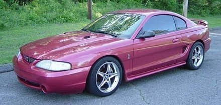 1998 Ford Mustang for sale 100868979