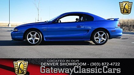 1998 Ford Mustang GT Coupe for sale 100950590
