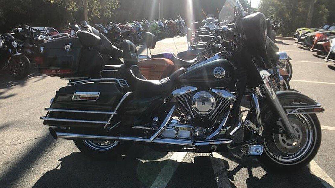 1998 Harley-Davidson Touring for sale 200627845